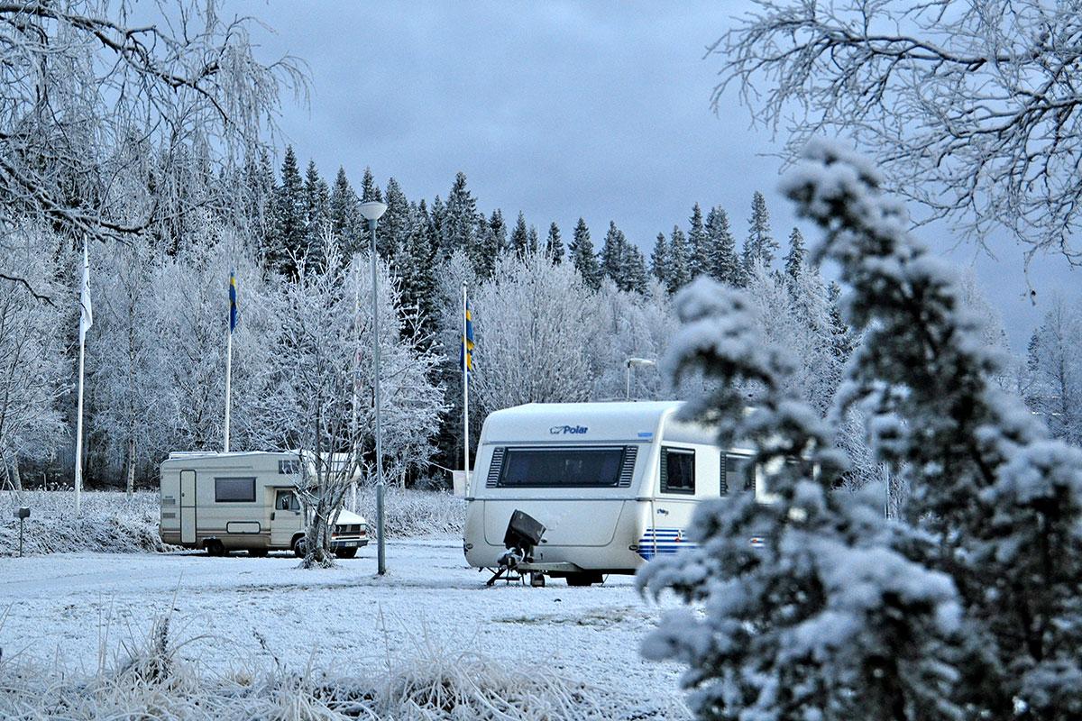 Campingplats, 70 & 120 Kvm
